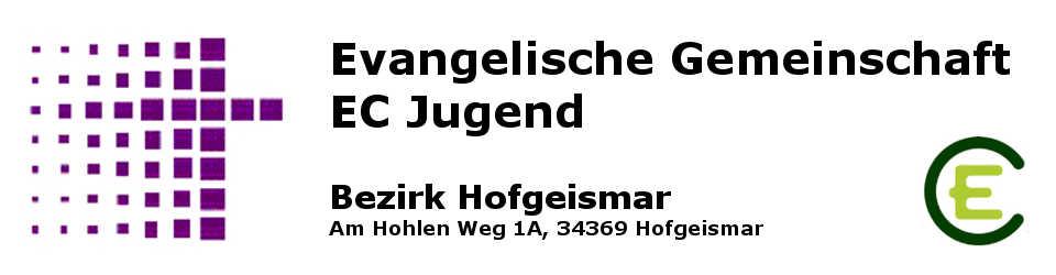Evangelische Gemeinschaft, Bezirk Hofgeismar